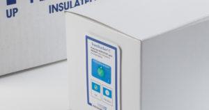 Single use temperature exposure indicator
