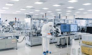 Wireless datalogging in pharmaceutical